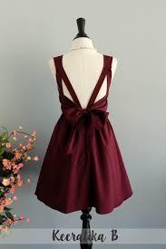 maroon party backless dress u2013 keeratikacloset