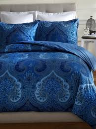 blue and white duvet covers queen home design ideas