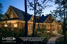 Harmony Mountain Cottage House Plan