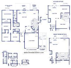 us homes floor plans black ranch floor plan us home gold bullion ii model