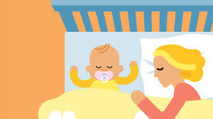 co sleeping with your baby advice from the lullaby trust the