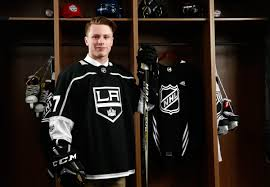 kings golden knights rookie games officially announced la kings