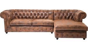canapé d angle cuir vieilli canape canape cuir marron vieilli canapac canape cuir