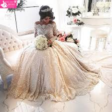 wedding dress suppliers cheap muslim wedding gown buy quality beaded lace wedding dress