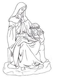 saint valentine catholic coloring page for children i feast day