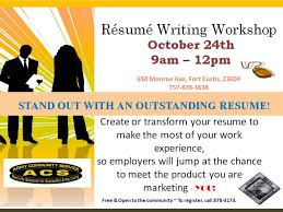 resume writing services in maryland joint base langley eustis resume writing workshop