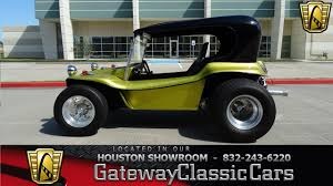 1962 volkswagen dune buggy gateway classic cars 652 houston showroom