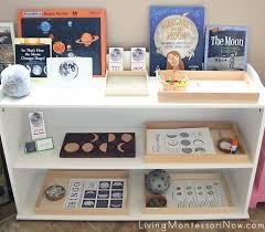 themed shelves montessori themed shelves for a 4 year living montessori now