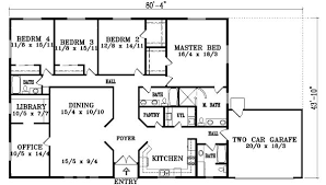 4 bedroom ranch floor plans 5 bedroom floor plans luxury style house plans 4301 square foot