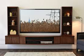 Wall Hung Tv Cabinet Wall Units Interesting Wall Mounted Tv Entertainment Center Wall