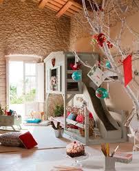 chambre enfant toboggan toboggan dans une chambre d enfant toboggan chambres et minute