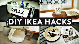 diy ikea hacks diy room decor easy u0026 inexpensive youtube