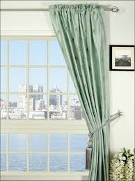 interiors design magnificent red and white curtains mint and
