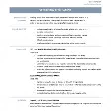 veterinary technician resume exles peachy ideas veterinary technician resume sle vet tech exles