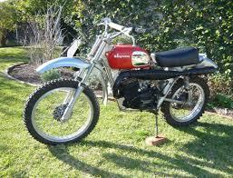 husqvarna motocross bikes for sale on any sunday u2013 1973 husqvarna wr 250 bike urious