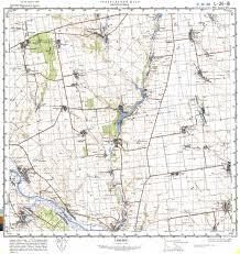 Msu Maps Index Of Salnikov Maps Carpaty