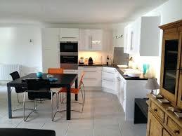 decoration salon avec cuisine ouverte deco salon cuisine ouverte exemple cuisine inspirations avec
