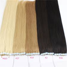 Blonde Weft Hair Extensions by Skin Weft Hair Extensions U2013 Jades Hair