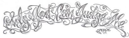 the lettering tattoo design photo 2 real photo pictures