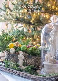 a merry little christmas blog hop decor in the family room