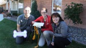Q102 Willmar Operation Snow Desk 100 Therapy Dogs Trained By Rice Hospice News Willmarradio Com