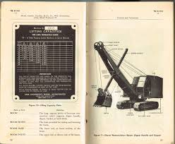 tm 5 1312 technical manual shovel crawler gasoline 3 4 cu yd