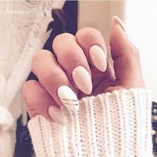 best 25 almond acrylic nails ideas on pinterest almond nails