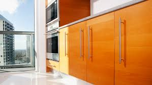 wood grain kitchen cabinet doors the basics of slab cabinet doors