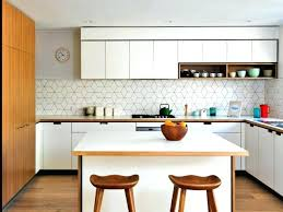 Metal Kitchen Cabinet Doors Modern Kitchen Cabinet Door Image For Mid Century Modern