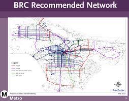 a peek into metro u0027s frequent bus network proposal u2013 streetsblog