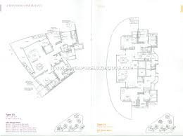 St Regis Residences Floor Plan The Oceanfront Sentosa Cove Site U0026 Floor Plan Singapore