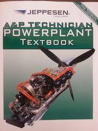 a u0026p technician powerplant textbook jeppesen 9780884870579