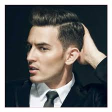 men messy hairstyle also quiff hair u2013 all in men haicuts and