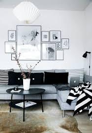 schwarz weiß wohnzimmer moderne wohnzimmer schwarz weiss wohnzimmer modern and interior