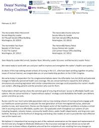 ysn u0027s dean joins letter to congressional leaders yale of