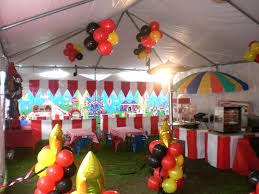 party rentals san diego circus decorations carnival and party rentals in san