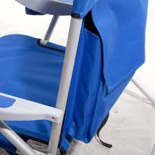 Rio 5 Position Backpack Chair Rio Extra Wide Backpack Beach Chair Ebay