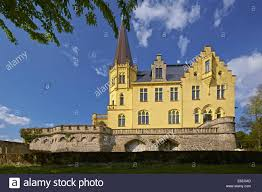 Bad Sooden Rothestein Castle At Bad Sooden Allendorf Hesse Germany Stock