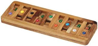 box wooden shut the box wooden solve it think out of the box