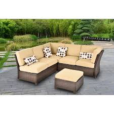 Wicker Sectional Patio Furniture by Brilliant Sectional Outdoor Furniture Clearance Patio Sectional