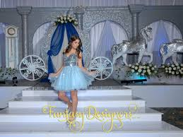 cinderella themed quinceanera ideas cinderella quince stage welcome to designers