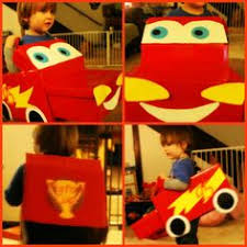 Lightning Mcqueen Halloween Costume Lightning Mcqueen Costume Carter Halloween