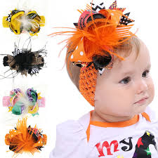 festival headbands new festival feather kids hair accessories bow