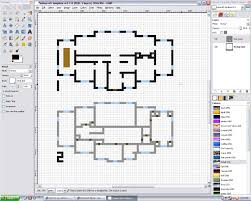 Blueprints For House Floor Plans For Houses In Minecraft