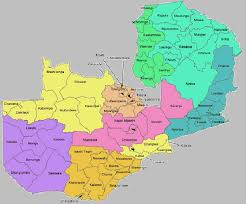 map of zambia zambia in maps part 1 major maps of zambia plus map of africa