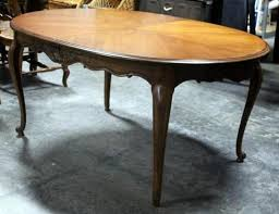 French Provincial Dining Table by Drexel