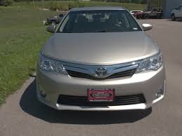 used certified 2013 toyota camry xle v6 washington mo