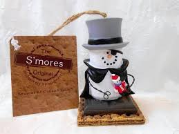 150 best s mores ornaments images on snowman ornaments