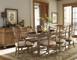 elegant beach dining room sets 29 within home decor arrangement