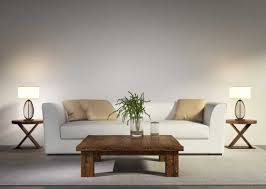 Living Room Lighting Design Table Lamp Living Room Modern End Table Lamp Design With White